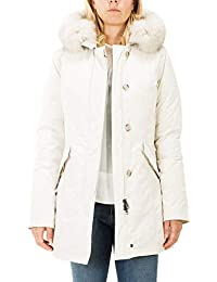 finest selection d623f 19cf2 Amazon.it: woolrich - Bianco / Donna: Abbigliamento