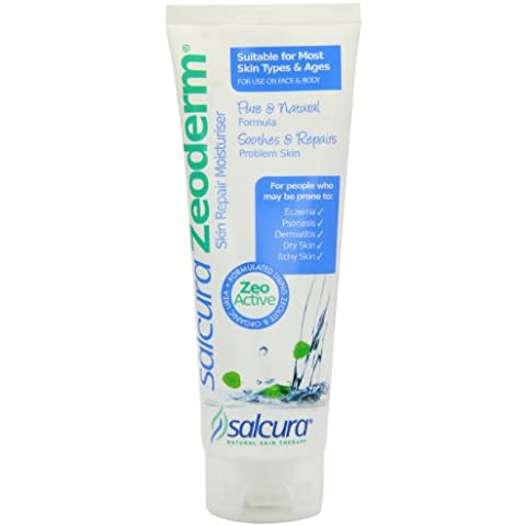 Salcura Zeoderm Skin Repair Moisturiser Cream 250ml