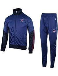 Survêtement PSG Enfant Polyester - Licence Officielle - Bleu. 85faa972351d3