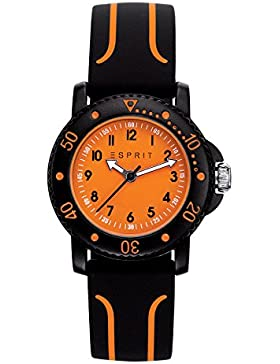 Esprit Jungen Armbanduhr Datum klassisch Quarz Plastik ES108334004