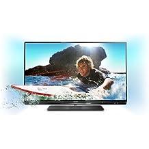 Philips 55PFL6007K/12 140 cm (55 Zoll) Fernseher (Full HD, Triple Tuner, 3D, Smart TV)