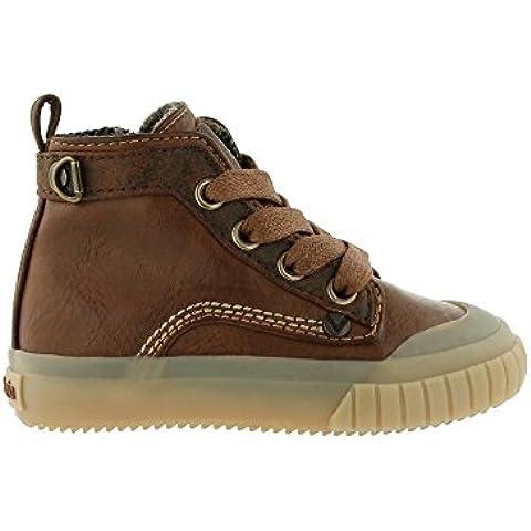 Zapatillas Victoria 065105 - Bota Cremallera Pu Cuero unisex ni?os