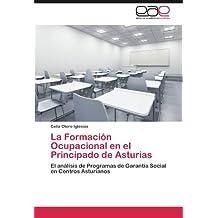 La Formación Ocupacional en el Principado de Asturias