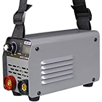 El NUEVO Soldador Inversor Portátil ARG-200G, 220V 60-100 AMP, Contiene