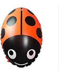 ETGtek(TM) Aumentar la piscina de natación de la ayuda inflable de doble bolsas de aire de la boya del anillo de la nadada de la boya flotador de la natación Solid Pack de 2