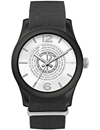 Reloj Padre Nuestro, Color Negro-Amen Collection