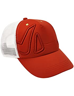Millet Logo Ii - Gorra para hombre, color rojo, talla única