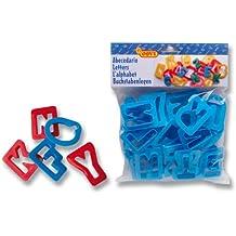 Jovi - Bolsa, 26 moldes, abecedario (7A)