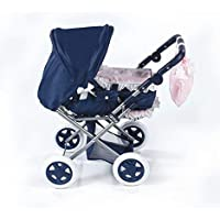 Babypuppen & Zubehör 40x 40x 44cm LA Die Nina Sonnenschirm Charlotte für Puppen-Kinderwagen Puppen & Zubehör