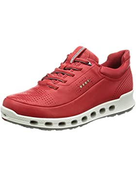 Ecco Damen Cool 2.0 Leather Sneakers