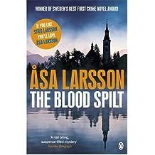 [(The Blood Spilt)] [Author: Asa Larsson] published on (July, 2012)