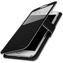 Lazer Smartphone JOSS Etui housse coque folio noir by PH26®