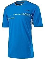 Head Club Technical–Camiseta, color azul, tamaño M-140