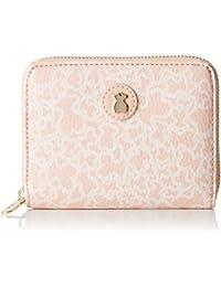 7690ffd02 Tous Billetera S. K Mini Rosa, Monedero para Mujer, 13x11x2 cm (W