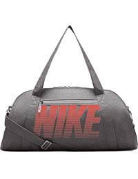 8a9f83b758 Nike, Borsone da Palestra Club, Donna, Atmosphere Grey/Atmosphere Grey/Rush