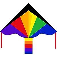 HQ Simple Flyer Rainbow 120cm