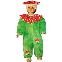 Disfraz de setas - Tg. 0-12 meses. Carnival oral y de Halloween bebé y del niño - Hllw