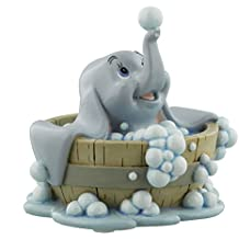 Disney Magical Moments–Dumbo in bagno–Baby mine 10cm
