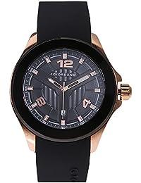 Giordano Analog Black Dial Men's Watch-A1066-07