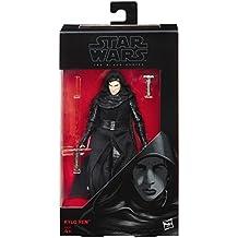 Star Wars Rogue One - Figura Kylo Ren sin máscara (Hasbro B6331ES0)