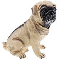 Preisvergleich für MagiDeal Mein Erstes Sparschweinchen Baby Glück Kind-Spielzeug Reizender Hund Sparschwein