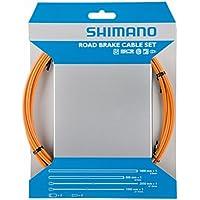 Shimano 80098017 - Cable Freno/funda/topes Ctra.ptfe Naran*