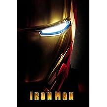 Iron Man–Robert Downey Jr–nosotros Teaser Póster de película importados (Print–30cm x 43cm Producto nuevo