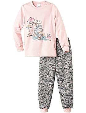 Calida Mädchen Zweiteiliger Schlafanzug Pyjama Bündchen Fairy Story