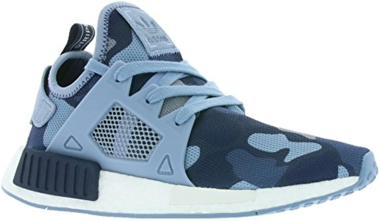 monsieur / madame adidas & & & agrave; nmd_xr1 w Gris  / bleu / blanc description complète la conception de matériaux de haute qualité professionnelle 2e94e3