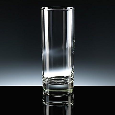 11 oz Island-Bicchieri In vetro satinato, In confezione regalo