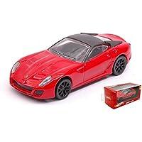 HOT WHEELS HWX5535 FERRARI 599 GTO RED 1:43 MODELLINO DIE CAST MODEL