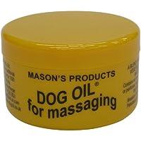 Masons 100g Dog Oil for Massaging