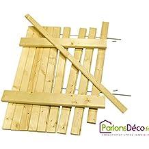 Volet battant bricolage - Volet battant bois en kit ...