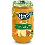 Hero Baby Babynatur Alimento Infantil Hervido Casero De Verduritas De La Huerta - 235 g