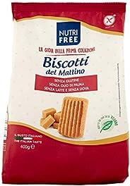 Nutri Free Biscotti del mattino - 400 g
