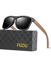 Polarisierte Sonnenbrillen Herren Vintage Stil Sonnenbrillen Damen-Sport im Freien Golf Radfahren Angeln Wandern FD2150