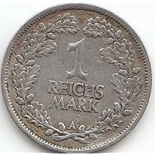 Orig Silbermünze 1 Mark 1875 B Ssvz Deutsches Reich