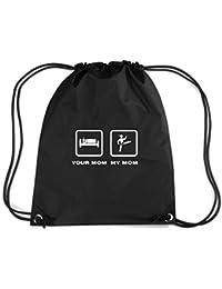 T-Shirtshock - Mochila Budget Gymsac TAM0172 taekwondo hoodie dark