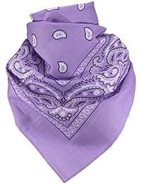 Harrys-Collection - Foulard - para hombre Morado Purple - Lilac Talla única