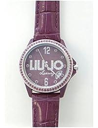 Liu Jo Luxury TLJ116 - Orologio da polso donna viola small 2815f498343