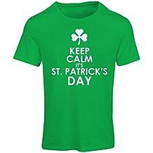 Camiseta mujer Keep Calm it's St Patrick day