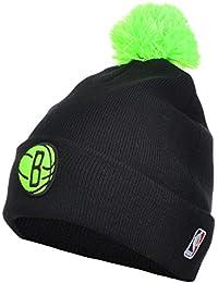 Adidas Originals-Gorro NBA, diseño de Brooklyn Nets