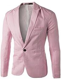 ♚Btruely Herren Chaqueta para Hombre con botón Sudaderas con Capucha Decorativa Ocio para Hombres Collar