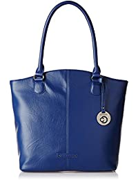 Caprese Shelly Women's Tote Bag (Dk Blue)