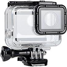 SupTig - Funda resistente al agua protectora para GoPro Hero 5 (para uso bajo el agua, resistente al agua hasta 45 m)