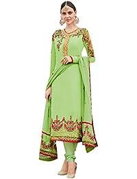 ETHNIC EMPORIUM Salwar Kameez Vestido de Mujer musulmán de la India Bollywood Shalwar Rakhi Eid Formal