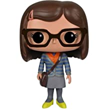Pop! Television - Amy Farrah Fowler de The Big Bang Theory, figura de 10 cm (Funko FUNVPOP3162)
