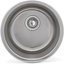 Spülbecken küche rund  Suchergebnis auf Amazon.de für: runde spüle