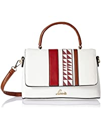 Lavie Kjeragbolten Women's Satchel  (White)