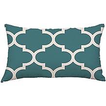 Cojines pillow Fundas Protectores Cojines y accesorios Decoración del hogar Hogar y cocina,Líneas geométricas